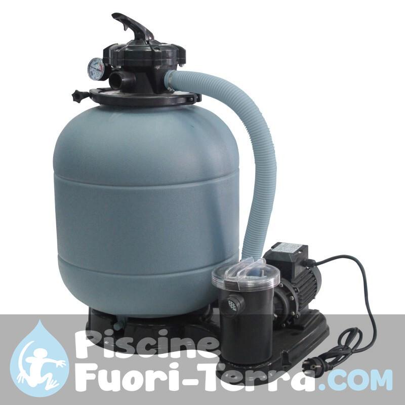 Piscina StarPool in Finto Legno 460x132 PR458WO
