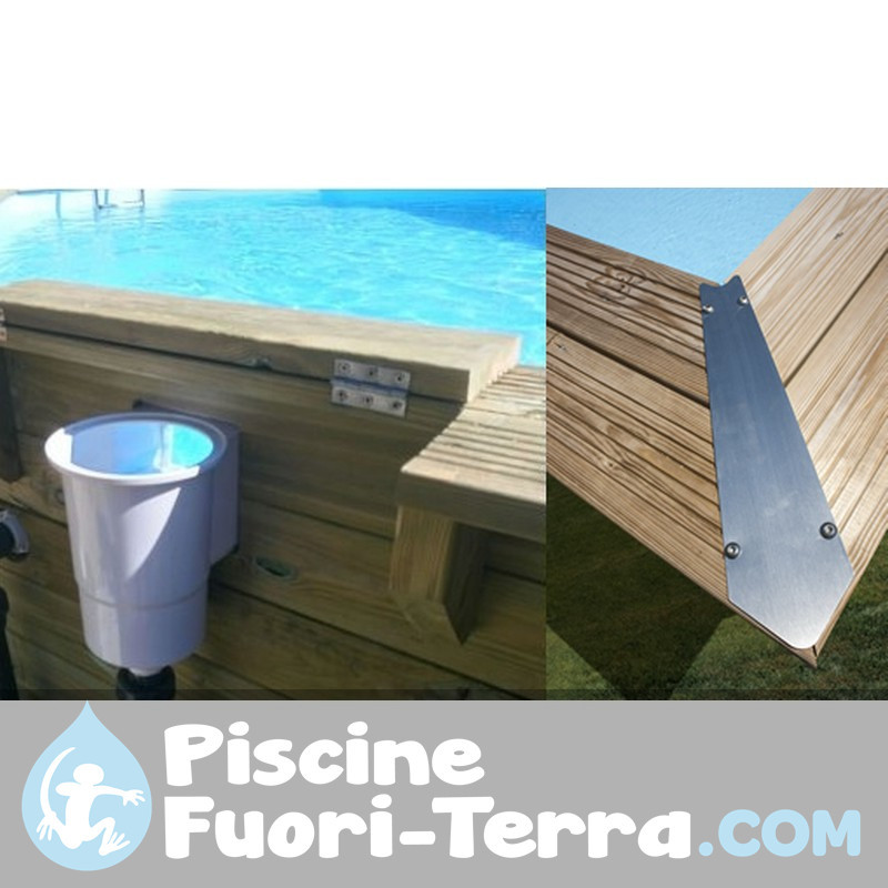 Piscina Interrata StarPool 420x120 PE4227