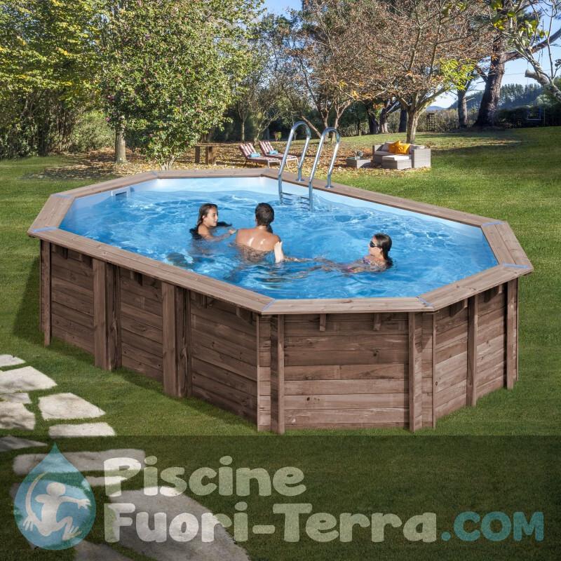 Piscina Interrata StarPool 600x320x120 PEOV6027