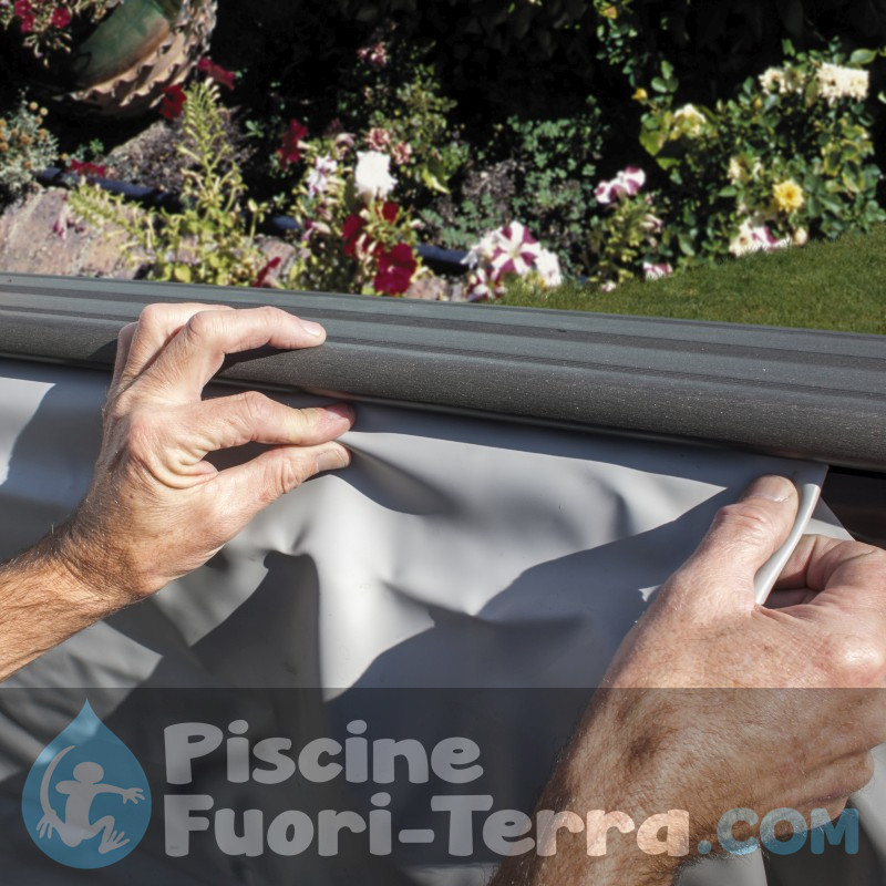 Piscina StarPool In Finto Legno 500x300x120 P500W