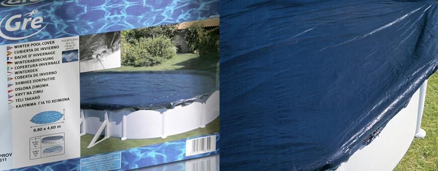 teli per piscine