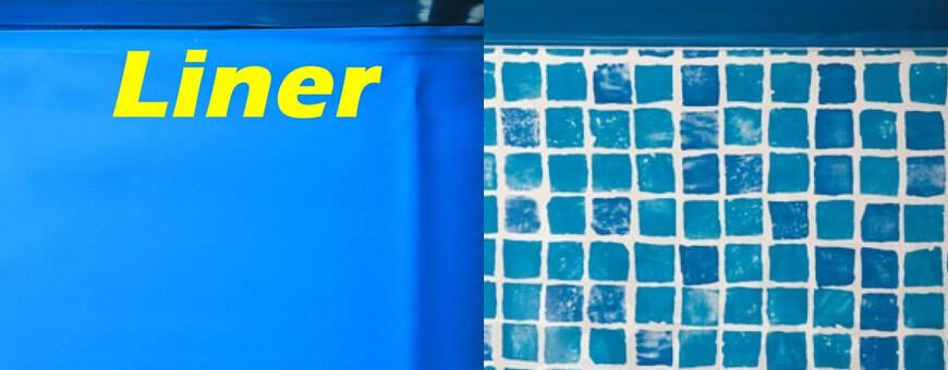 Liner piscine for Liner per piscine
